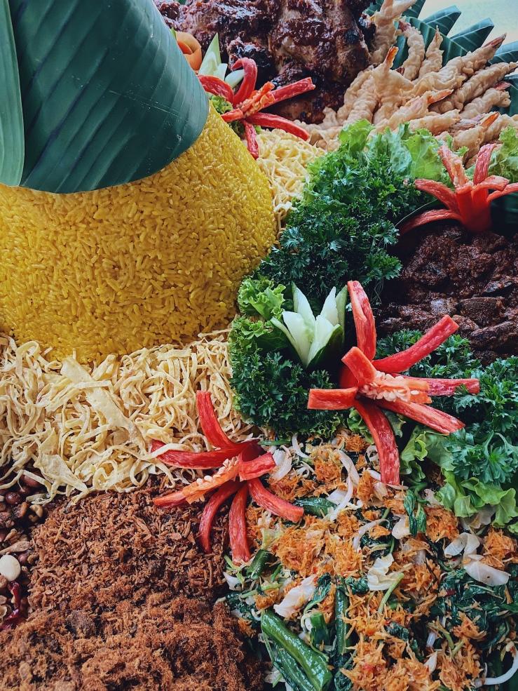 Nasi Tumpeng Gandrung